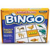 Animal Picture Bingo