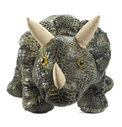 "Animal Planet Wild Eyes 18"" Triceratops"
