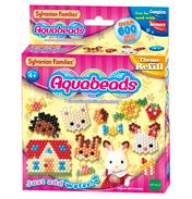 Aqua Beads Sylvanian Families Theme Refill