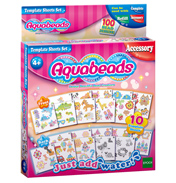 Aqua Beads Template Sheets Set Accessory