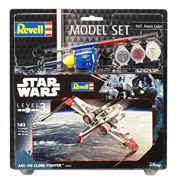 ARC-170 Clone Fighter Model Set