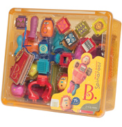Bristle Blocks Spinaroos Set