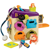 B Pet Vet Playset