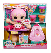Lalaloopsy Babies Jewel Sparkles Potty Surprise