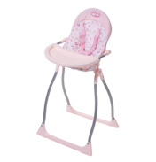 Baby Annabell 3 in 1 Highchair, Swing & Comfort Seat