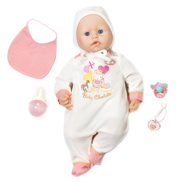 Baby Charlotte Interactive Doll (46cm)