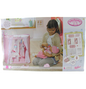 Baby Annabell 2 in 1 Baby Unit & Wardrobe