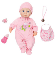 Baby Annabell Doll (Version 10)