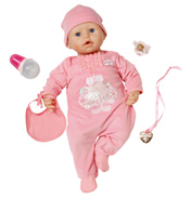 Baby Annabell Doll 46cm (Version 9)