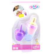 Baby Born Bottle with Cap (ASSORTED COLOUR)
