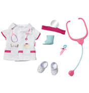 Baby Born Deluxe Doctor Set
