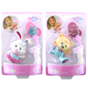 Baby Born Interactive Dummy With WHITE RABBIT CLIP