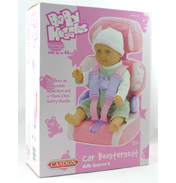 Casdon Baby Huggles Dolls Car Booster Seat