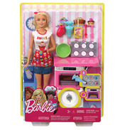 Barbie Baker Doll & Accessories