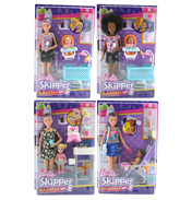 Skipper Babysitters INC Doll & Playset