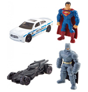 Batman V Superman Mini Figure & Vehicle