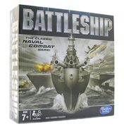 Hasbro Battleship (The Classic Naval Combat Game)
