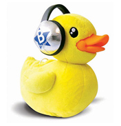 B.Duck Yellow Motion Speaker