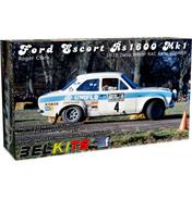 Belkits Ford Escort RS1600 MkI 1972 Roger Clark (Scale 1:24)