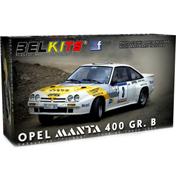 Belkits Opel Manta 400 GR.B Guy Frequelin 1984 (Scale 1:24)