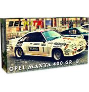 Belkits Opel Manta 400 GR. B Jimmy McRae 1984 (Scale 1:24)