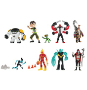 Ben 10 Action Figure (Wave 1) FOUR ARMS