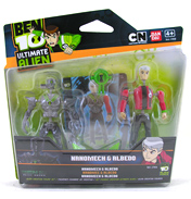 Ben 10 Ultimate Alien Creation Nanomech &…