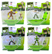 Ben 10 Omniverse 10cm Alien Collection KICKING…