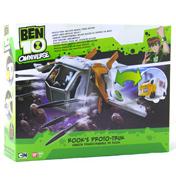 Ben 10 Omniverse Rook's Proto Truck
