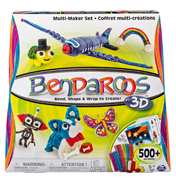 Bendaroos Multi-Maker Set