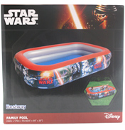 Bestway Star Wars Family Pool (2.62m x 1.75m x 51cm)