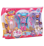 Betty Spaghetty Deluxe Mix Match Pack