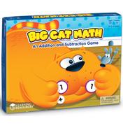 Big Cat Maths Game