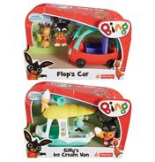 Bing Bunny Vehicle Flop's Car