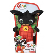 "Bing Talking BING Plush (9"")"