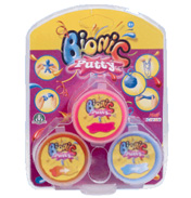 Bionic Putty Triple Pack 3x 20g