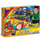 Blaze and The Monster Machines Giant Electronic Floor Puzzle