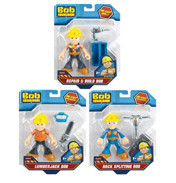 Bob The Builder Action Bob Figure REPAIR &…