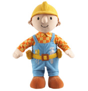 "Plush | 12"" Talking Bob The Builder"