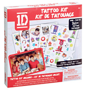 Body Tagz One Direction Tattoo Kit