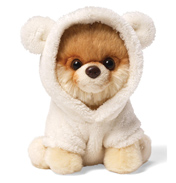 Boo in Bear Suit Plush