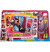 Bratz #Selfiesnaps Photobooth & Cloe Doll