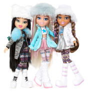 Bratz #Snowkissed Doll CLOE
