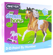 3D Paint By Numbers Kit