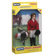 Chelsea, Show Jumper Doll & Accessories