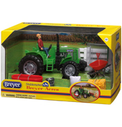 Acres Tractor & Accessories Set