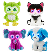 Bright Eyes Pets Plush Toy