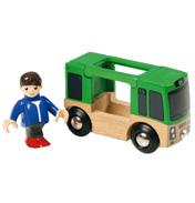 Bus & Figure