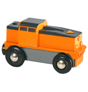 Cargo Battery Train