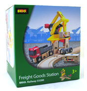 Freight Goods Station